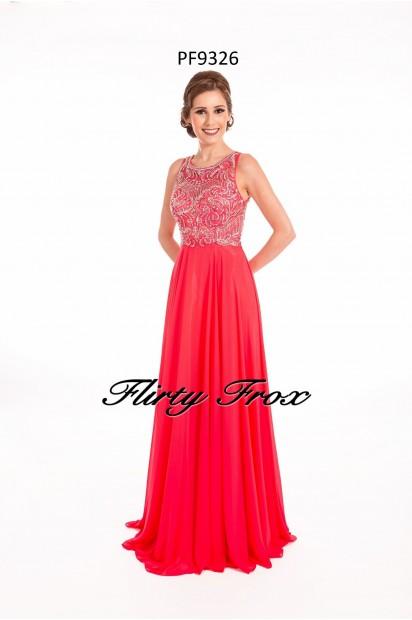 Prom Frocks PF9326 Strawberry