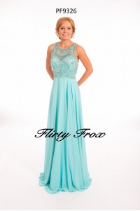 Prom Frocks PF9326 Tiffany Blue
