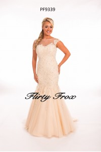 Prom Frocks PF9339 Champagne