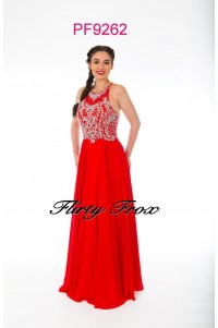 Prom Frocks PF9262 Red