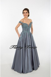 Prom Frocks PF9603 Pewter