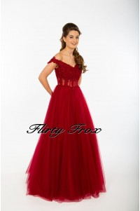 Prom Frocks PF9607 Berry